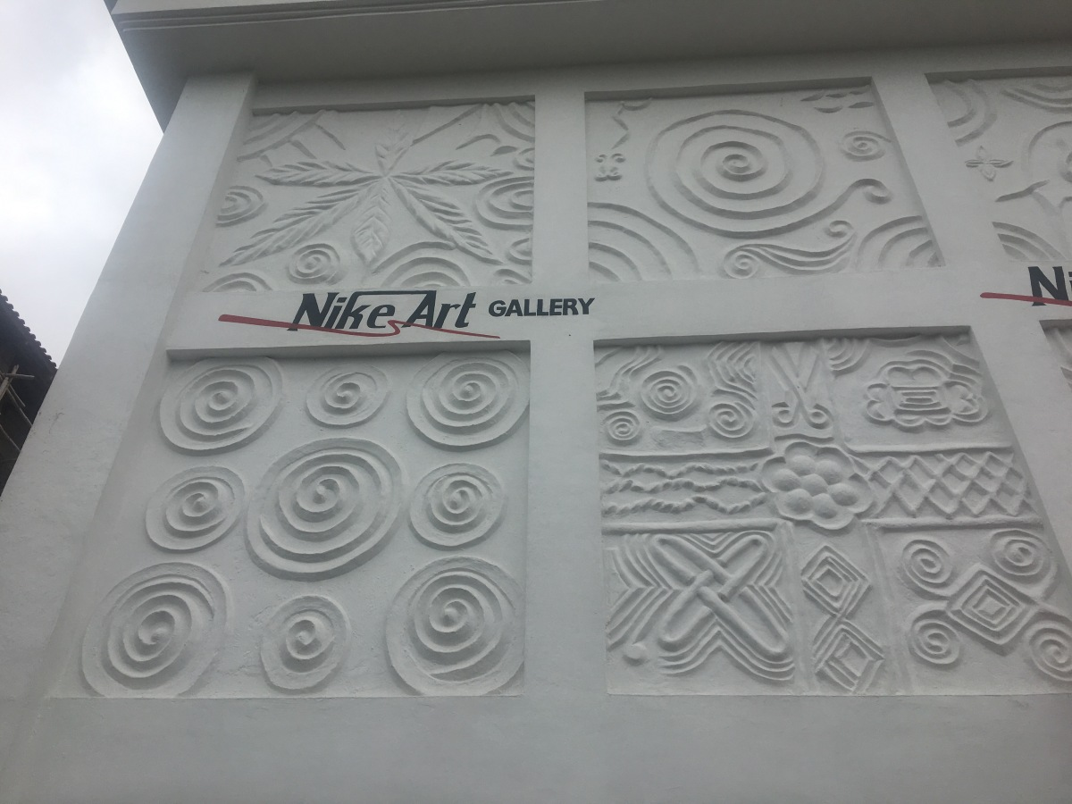 Places in Lagos: Nike Art Gallery