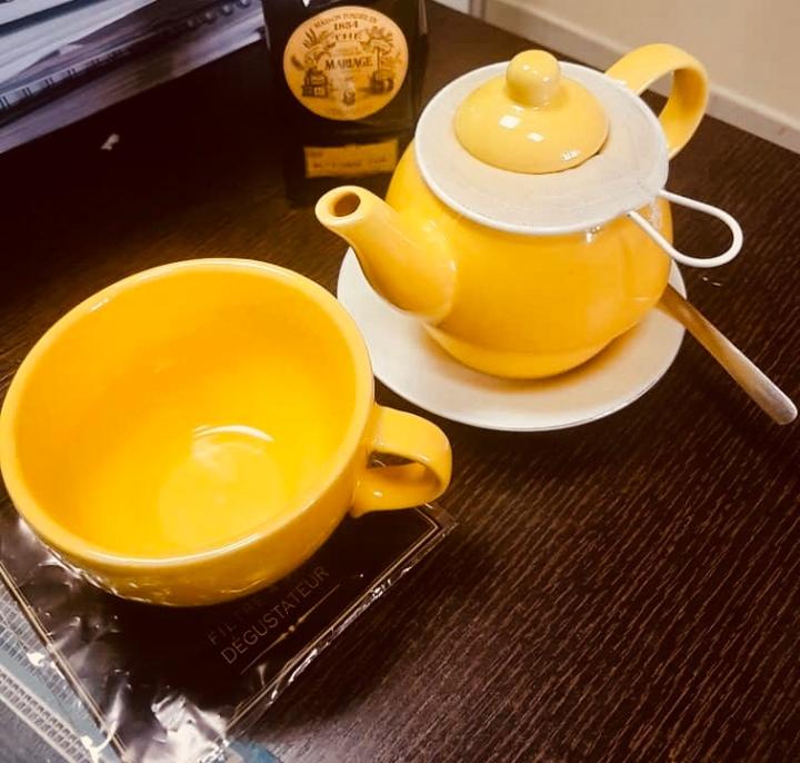If We Were Having Tea#2