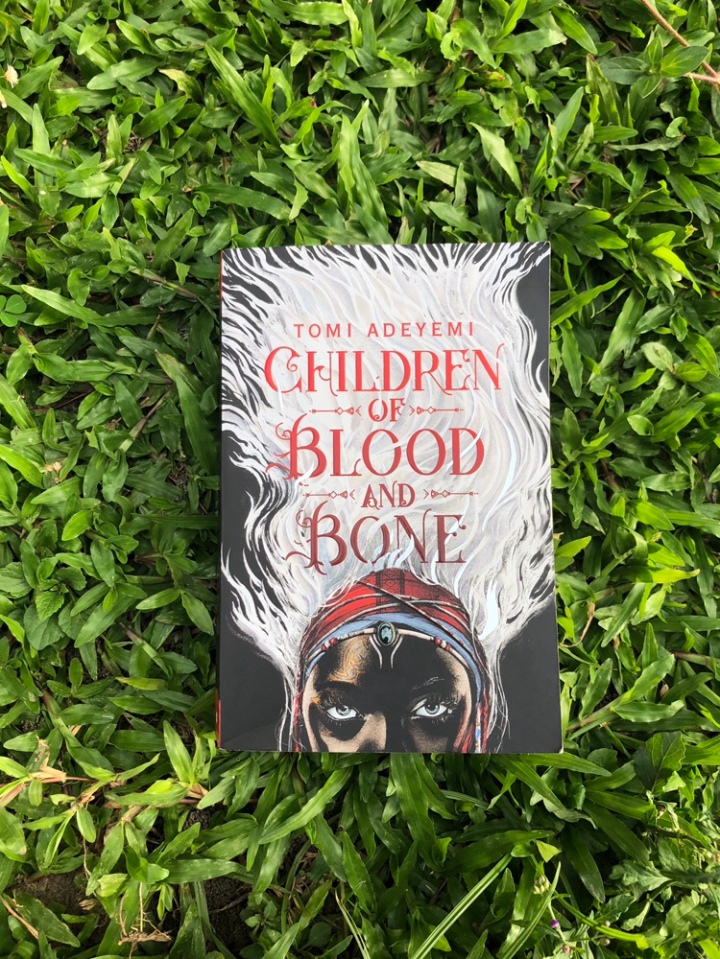 Book Review Children of Blood and Bone – TomiAdeyemi