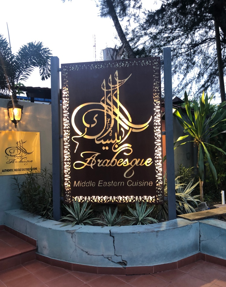 Places in Lagos| Arabesque