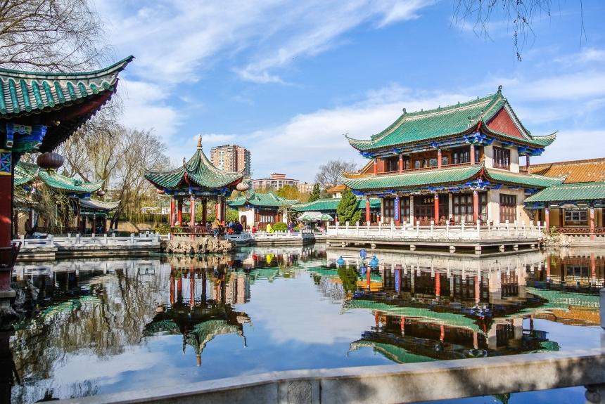 China-Kunming