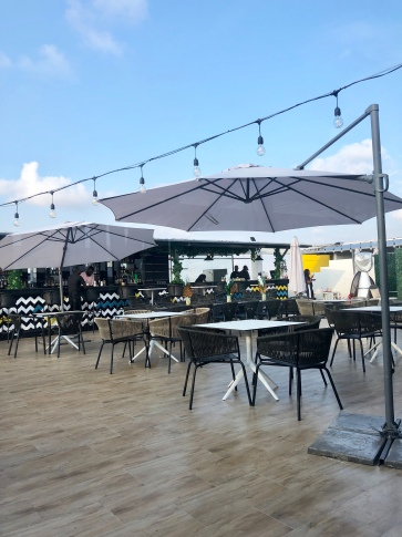 Places in Lagos  Atmosphere Rooftop
