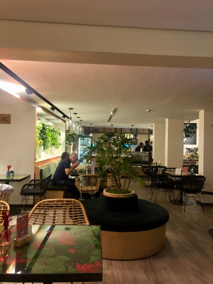 Places in Lagos: Flowershop Cafe